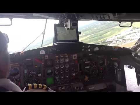 HARD LANDING BOEING 727-200 AEROSUCRE IN PTO INIRIDA SKPD