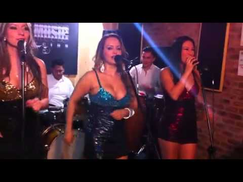 Latin Soul Group From Colombia