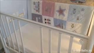 Відео-відгук про ліжечку Регіна (Червона зірка, р. Можга) від Тетяни