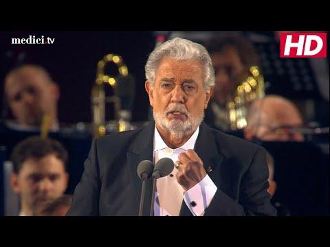 2018 World Cup Gala Concert  Plácido Domingo   Agustin Lara: Granada