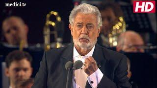 2018 World Cup Gala Concert - Plácido Domingo -  Agustin Lara: Granada