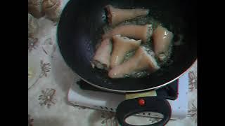 очень вкусные свиные хвостики в карамели.