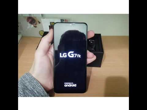 Review Of LG G7 Fit 4/32GB/Огляд смартфона #review #lg #lgg7fit #видеоДляtttua
