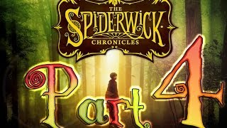 The Spiderwick Chronicles Walkthrough Part 4 (PS2, Wii, Xbox 360, PC) Full 4/10