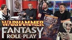 Warhammer Fantasy RPG 4: Was kann das Starter Set? Let's Play/Review