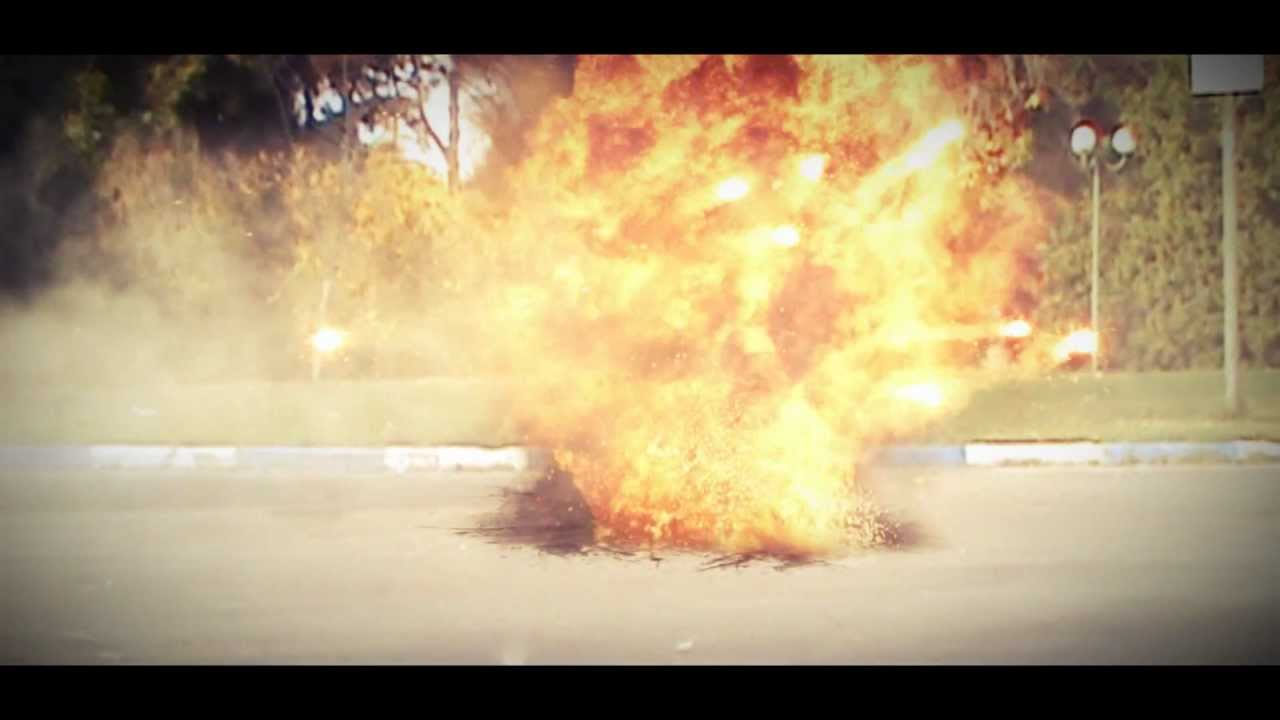 After effects explosion test youtube for Explosions after effects