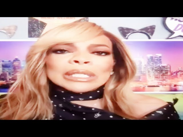 Wendy Williams CRIES And RUNS Back To Kevin Hunter!