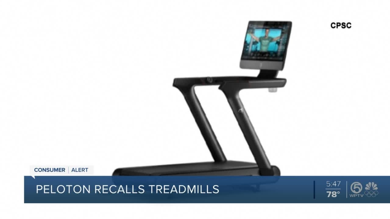 Peloton agrees to recall treadmills after safety concerns, death