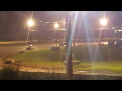 Dustin Virkus @ KRA Speedway- Heat 9.22.2017