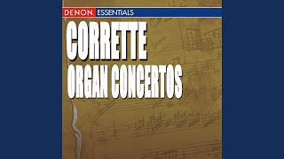 Concerto for Organ & Chamber Orchestra No. 3 in D Major, Op. 26: I. Allegro
