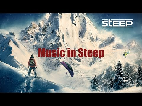 Music in Steep   Howl (Come on!)   Crash Island
