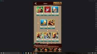 game of war fire age health traps t3 t4 trap setups explained