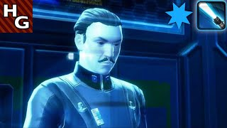 SWTOR Jedi Knight [Male] - Ch.1 (Taris - 02) Catching Up with Watcher One