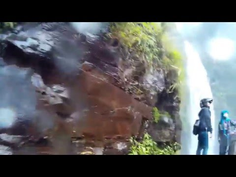 Curug Cipendok - SOLO TEST FAILED