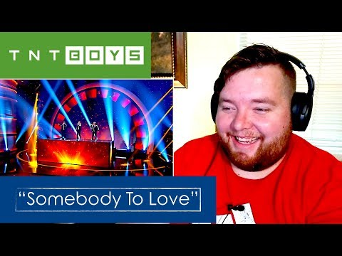 "TNT Boys | ""Somebody to Love"" Little Big Shots | Jerod M Reaction"