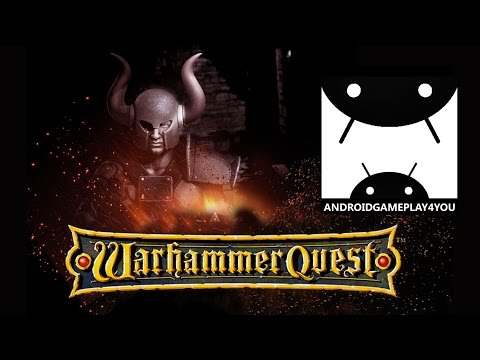 Warhammer Quest Android GamePlay Trailer (1080p)