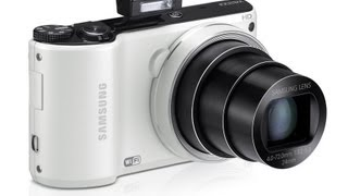 samsung WB200F Camera Review and Unboxing