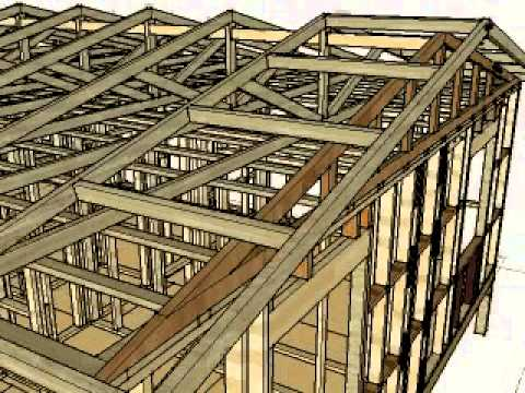 Barge Rafter Framing Viewframes Co
