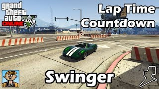 Fastest Sports Classics (Swinger & More) - GTA 5 Best Fully Upgraded Cars Lap Time Countdown