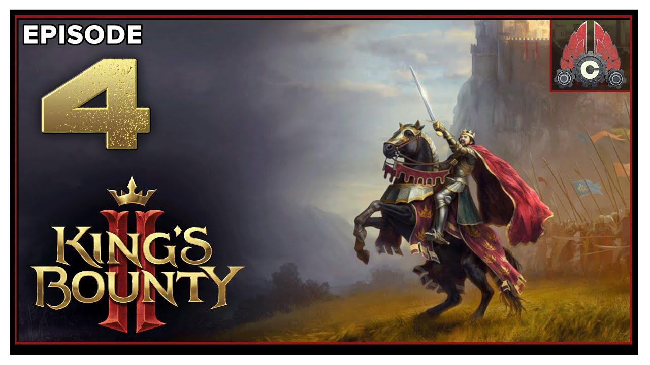 CohhCarnage Plays King's Bounty II (Sponsored By Koch Media) - Episode 4