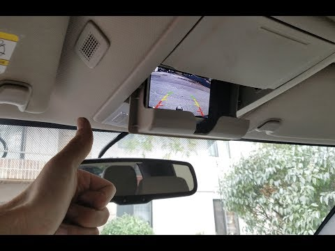 How to Install a Hidden Rearview Camera for $30: 2010 Ford F-150 XLT