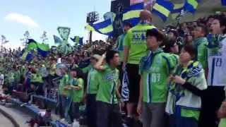 2015.5.10 山梨中銀スタジアム 2015 J.League Division1 1stステージ ...