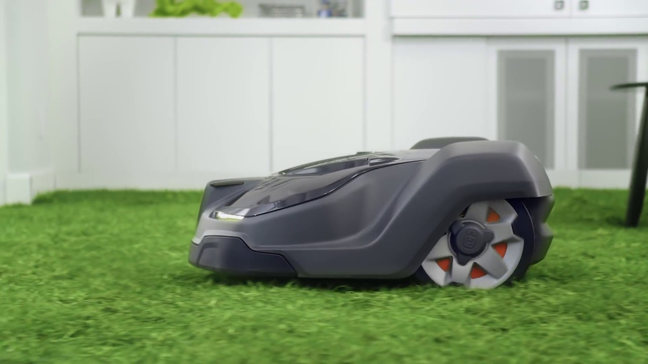 Why Automower® Is A Smart Robot Lawn Mower | Husqvarna - YouTube