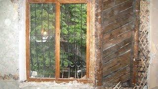 видео Алмазная резка проемов в бетоне без пыли: как сделать проем в несущей стене или перенести его; как расширить оконный проем?