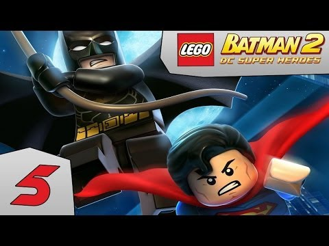 Zagrajmy w LEGO Batman 2: DC Super Heroes odc.5 Przepis na katastrofę