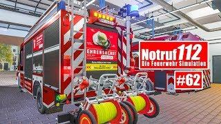 NOTRUF 112 #62: CORE MODUS ausprobiert und Infos zur mobilen Version! I Feuerwehr-Simulation