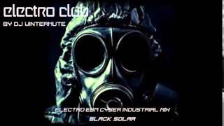 ELECTRO EBM CYBER INDUSTRIAL MIX - BLACK SOLAR