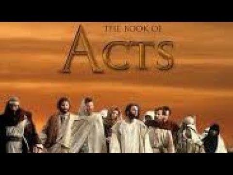 Celý český film: Skutky apoštolů - (díla vzkříšeného Ježíše, Ducha svatého a apoštolů)