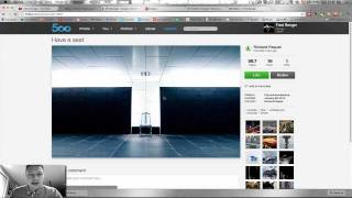 Videocast_10 | Why I love 500px so much over Flickr