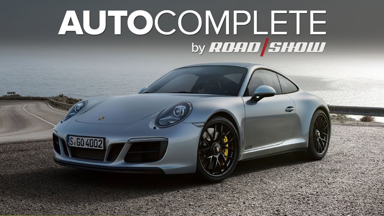 AutoComplete: Porsche admits it screwed up some 911 emissions tests