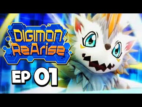Digimon ReArise English Part 1 Herissmon IS AMAZING! Gameplay Walkthrough IOS Android