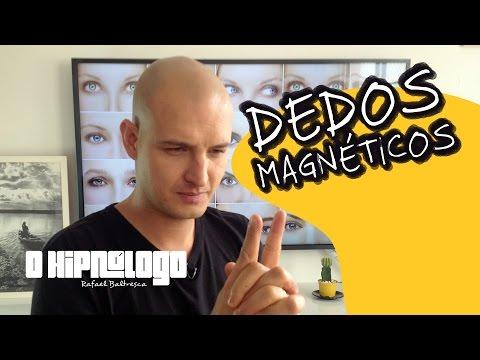 Dedos magnéticos | Teste de hipnose | oHipnólogo