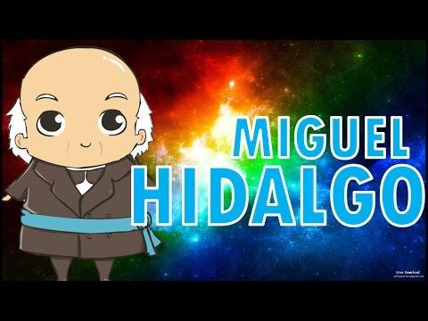 MIGUEL HIDALGO biografia para niños