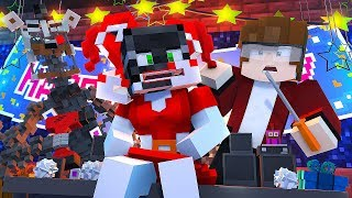 Minecraft FNAF 6 Pizzeria Simulator - FIXING BABY! (Minecraft Roleplay)