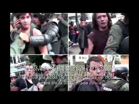Chimes of Freedom - SOS Venezuela - Bruce Springsteen - Lyrics, Letra