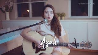 AYAH - RINTO HARAHAP ( Meisita Lomania LIVE Cover & Lirik )