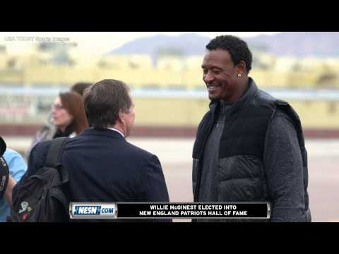 Willie McGinest Elected To New England Patriots Hall Of Fame