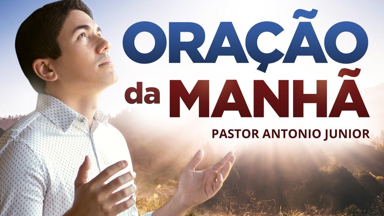 ORAÇÃO DA MANHÃ DE HOJE - Para Reconhecer Deus Como Seu Pai 🙏🏼