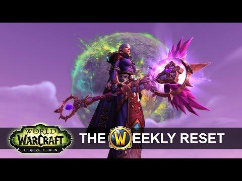 The Best 7.3 Mounts Yet & Exorsus Slam Blizzard! The Weekly Reset: Taliesin Talks Edition