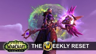 The Best 7.3 Mounts Yet & Exorsus Slam Blizzard! The Weekly Reset: Taliesin Talks Edition thumbnail