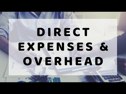 CS Executive Cost & Management Accounting MCQ Based - Direct Expenses & Overhead