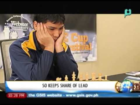 [NewsLife] Champions: Wesley So keeps share of lead || Jan. 14, 2014