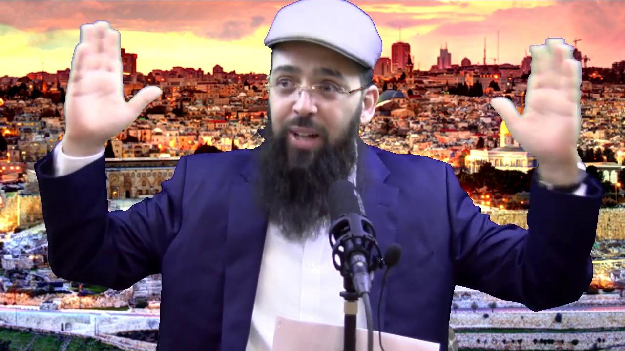 הרב יעקב בן חנן   הסימן המובהק לסוף הגאולה! שיעור חזק ביותר!