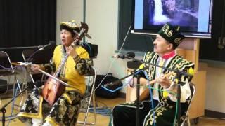 Altai Magtaal (アルタイ讃歌) by Dorjpalam & Kugershin