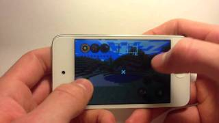 Minebuilder - Game Review - Minecraft For iPod/iPhone/iPad