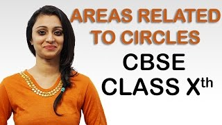 Areas Related to Circles Ex. 12.2 Q - 12, CBSE Class 10th Maths : Free Online Practice Test